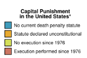 A discussion on the practice of capital punishment in the united states