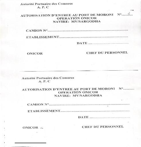 Memoire Online Gestion Des Operations D Importation Du Riz Aux