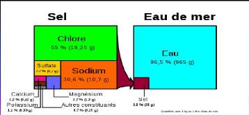 Memoire online impact de la salinit due au traitement - Composition du sel de cuisine ...