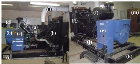 Memoire online installation et mise en service d 39 un for Maintenance d un groupe electrogene