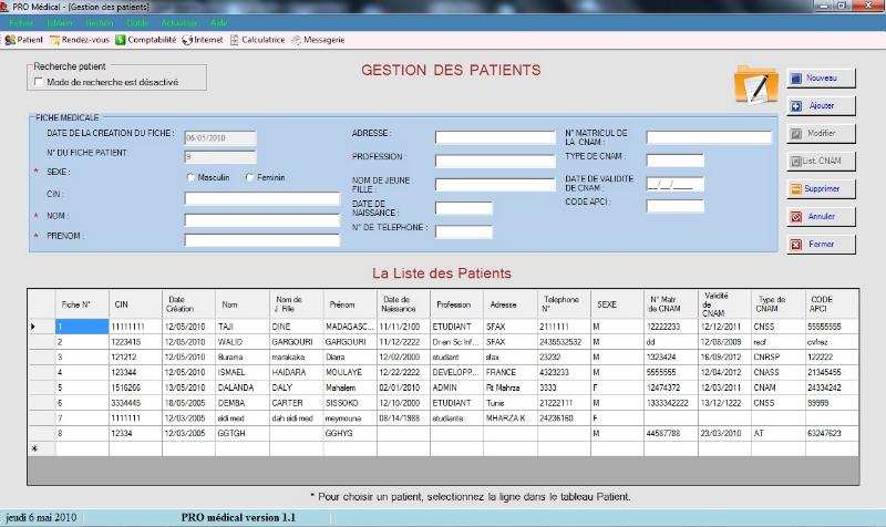 Memoire online gestion d 39 un cabinet m dical mise en for Combien coute une nouvelle construction