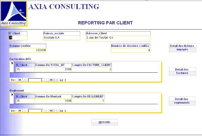 modele facture honoraires consultant