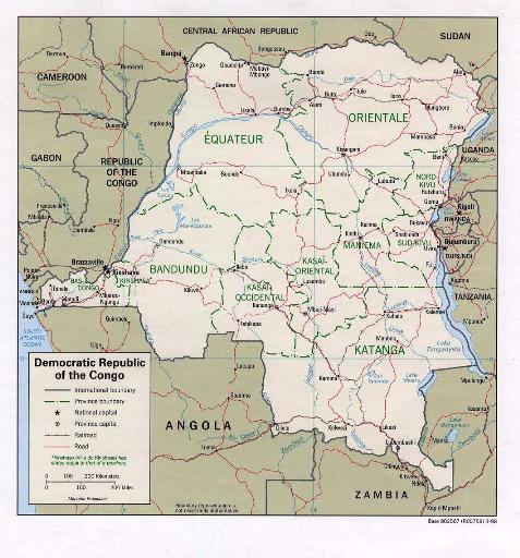 Rencontre congolaise brazzaville