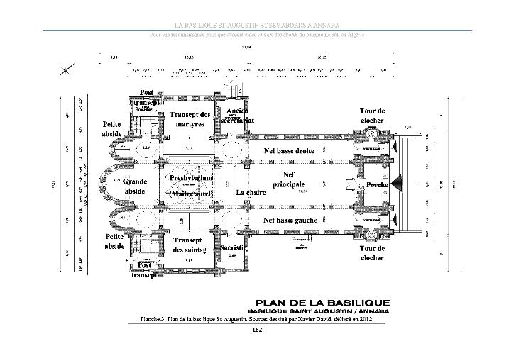 Memoire online pour une reconnaissance politique et for Architecte st eustache