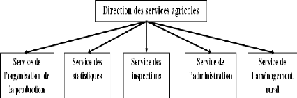 Memoire online contribution l 39 valuation du syst me de for Chambre d agriculture 13 organigramme