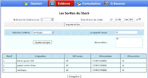 <b>Gestion</b> <b>de</b> <b>Stock</b> for Android - APK Download