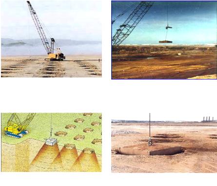 Memoire online traitement du sol par colonne ballast es for Traitement vers du sol