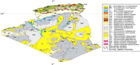 Memoire online relation entre le couvert v g tal et les conditions daphiqu - Les differents types de sols ...