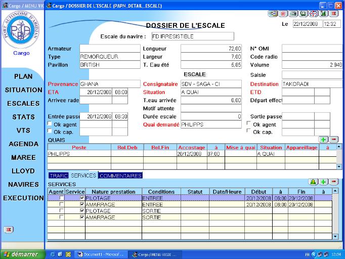 Memoire Online La R 233 Gulation Du Trafic Maritime Par Le