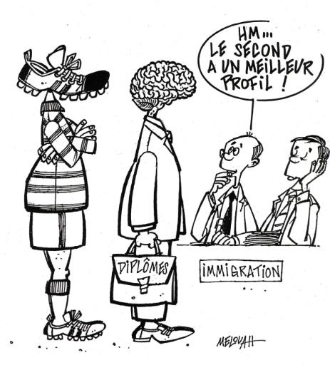 """Résultat de recherche d'images pour """"changement d'identité caricature"""""""