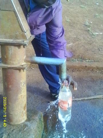 Memoire online diagnostic des quipements d for Prix forage eau potable