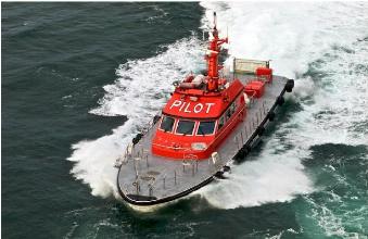Datation pilote marine