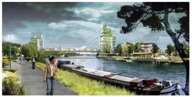Memoire online la gen se d 39 un projet de renouvellement for Atelier roland castro