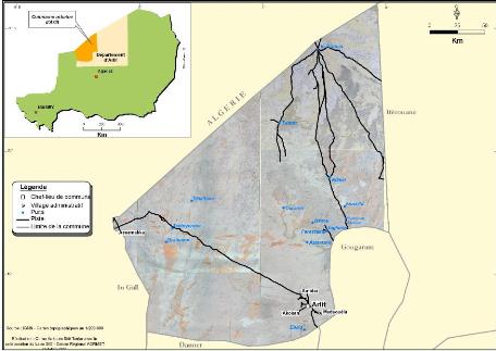 Memoire online dynamique de la v g tation en zone for Zone commune