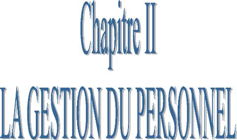 Memoire Online Rapport De Stage Sur La Gestion Du