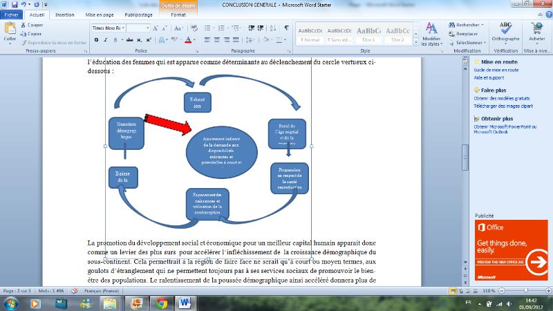 plan dissertation conflits - Blog SES