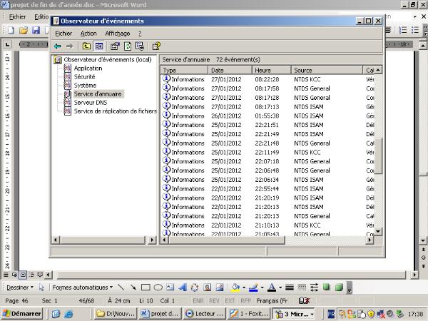 Memoire Online - Mise en place d'un système de messagerie: cas de l