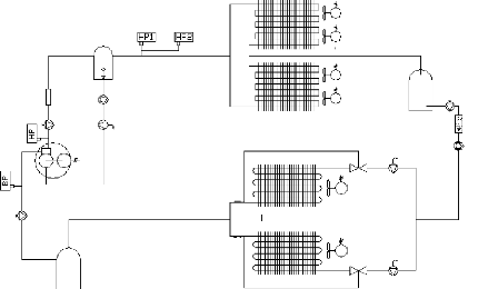 logiciel schema frigorifique