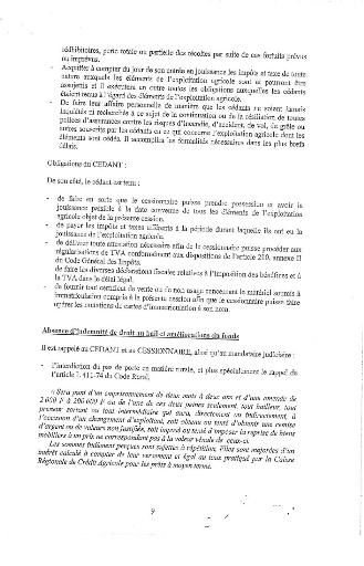 Memoire online le sort des droits de pr emption dans les proc dures collectives agricoles - Le droit de preemption ...