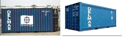 Memoire online la manutention maritime des conteneurs au for Tarif conteneur maritime