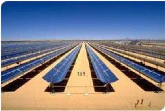 Memoire online simulation d 39 une centrale solaire for Miroir parabolique solaire